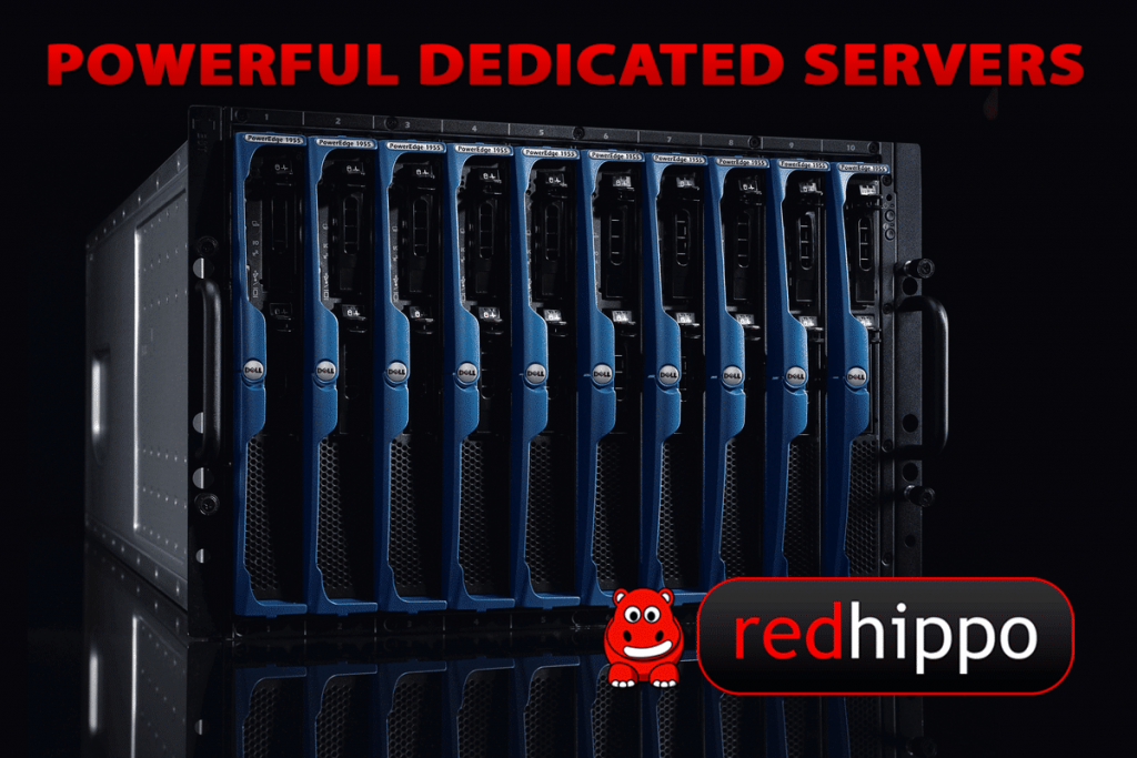 5 Dedicated Servers To Boost Your Website