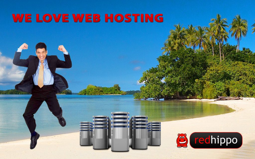 We Love Web Hosting