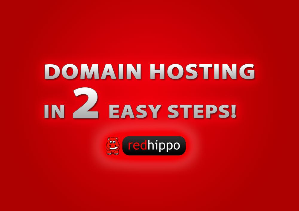 How To Setup Domain Hosting In 2 Easy Steps