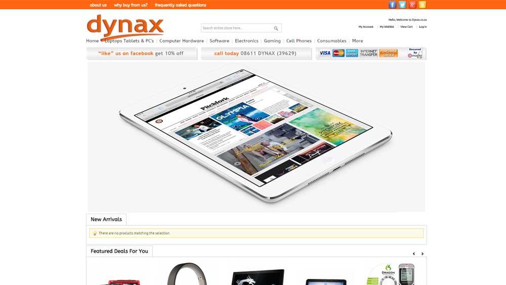 Our Work Dynax