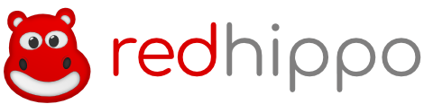 Red Hippo Logo, our Old Logo