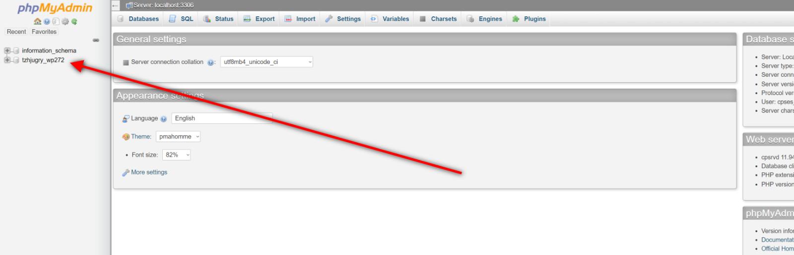 Wordpress Backup Cpanel Backup Database 2